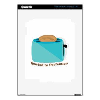 Toaster_Toasted To Perfection iPad 3 Skin