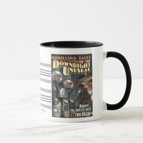 Toaster With Two Brains! Mug