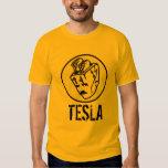 Toasterhead Tesla Transparent T-Shirt