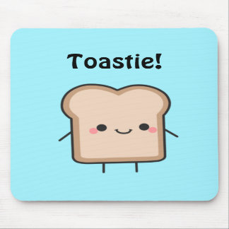 Toastie Mouse Pad