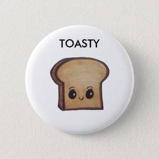 Toasty button