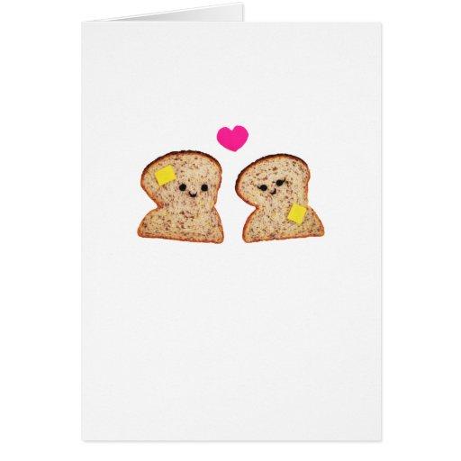 Toasty Love Cards