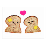 Toasty Love Postcards