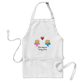 Toasty warm standard apron