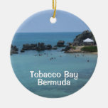 Tobacco Bay, Bermuda Christmas Ornament