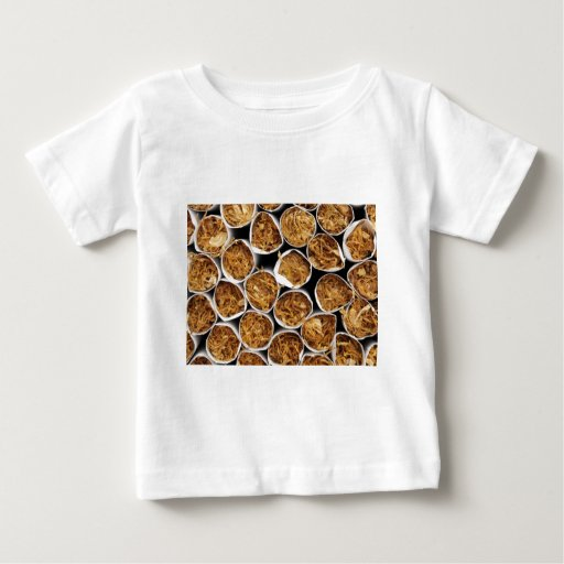 Tobacco in cigarettes baby T-Shirt