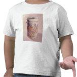 Tobacco pot depicting a tobacconist shirt