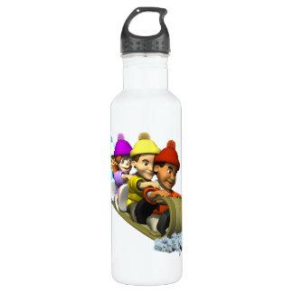 Tobaggan Water Bottle