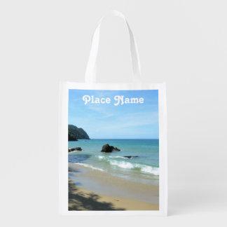 Tobago Beach Grocery Bag