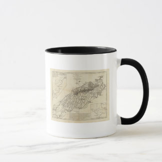 Tobago from actual surveys and observations mug