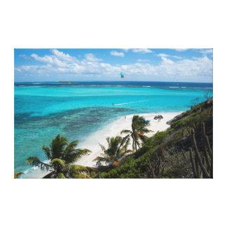 Tobago Keys, Grenadines Canvas Print
