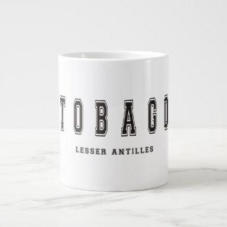 Tobago Lesser Antilles Giant Coffee Mug