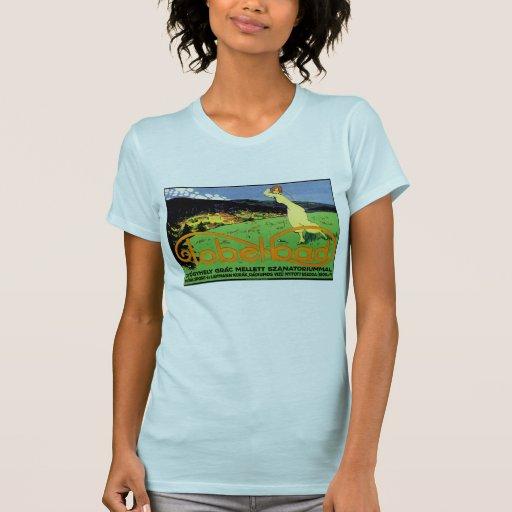 Tobelbad Camisetas