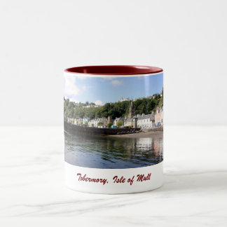 Tobermory, Isle of Mull mug