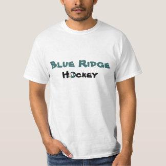 tobey azul de Sam del hockey del canto Playera