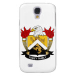 Tobey Family Crest Galaxy S4 Cases
