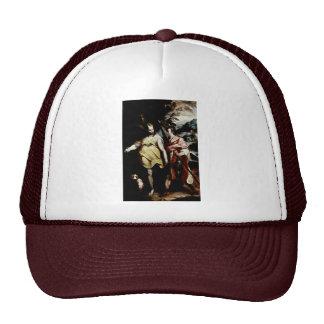 Tobias And The Angel By Motta Raffaello Trucker Hat