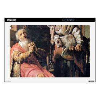 Tobias sospechó a su esposa del hurto de Rembrandt Portátil Skin
