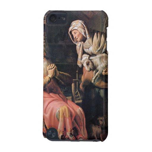 Tobias sospechó a su esposa del robo de Rembrandt