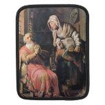 Tobias sospechó a su esposa del robo de Rembrandt Fundas Para iPads