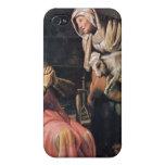 Tobias sospechó a su esposa del robo de Rembrandt iPhone 4 Cárcasa