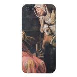 Tobias sospechó a su esposa del robo de Rembrandt iPhone 5 Funda