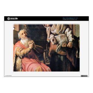 Tobias suspected his wife of stealing by Rembrandt Acer Chromebook Decal