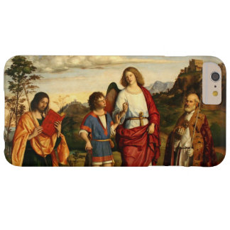 Tobias with the Archangel and Two Saints Barely There iPhone 6 Plus Case