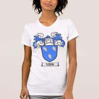 TOBIN Coat of Arms Tee Shirt