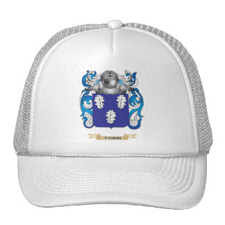 Tobin Family Crest (Coat of Arms) Hat