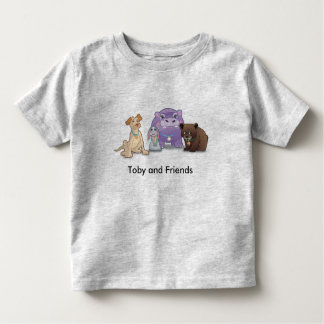 Toby and Friends Toddler T-Shirt
