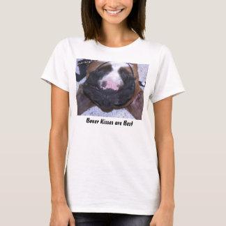 Toby, Boxer Kisses are Best T-Shirt