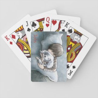 Toby 'Cuddle' Playing Cards