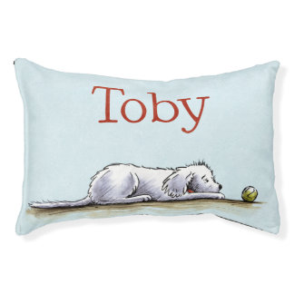 Toby Dog Bed