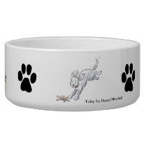 Toby Dog Bowl