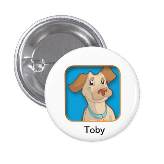 Toby Kids Button