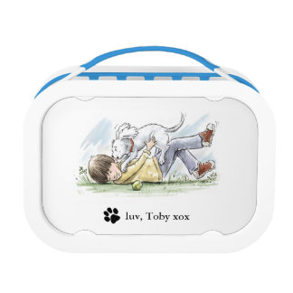 Toby Lunch Box