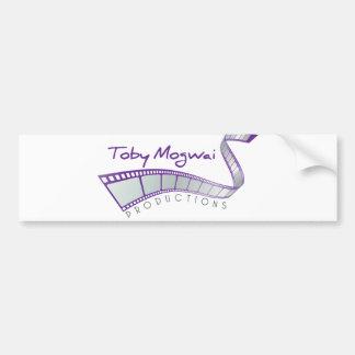 Toby Mogwai Productions Bumper Sticker