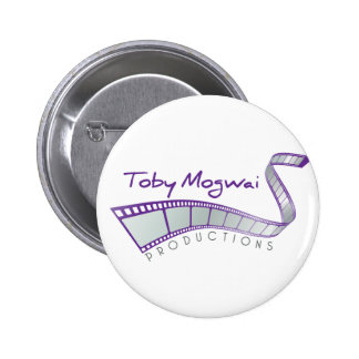 Toby Mogwai Productions Pins