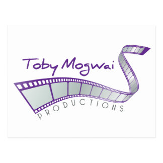 Toby Mogwai Productions Postcard