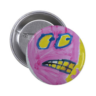 Toby - Pink portrait - Silly Pin