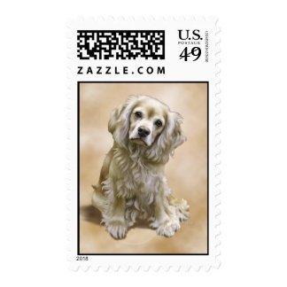 Toby Postage Stamp