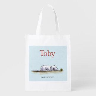 Toby Reusable Baggie Reusable Grocery Bag