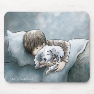 Toby 'The Cuddle' Mouse Pad
