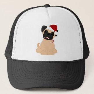 Toby the Pug Cap