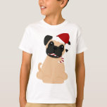 Toby the Pug Kid's T-Shirt