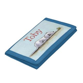 Toby Tri-Fold Wallet