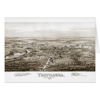 Tobyhanna Monroe County Card