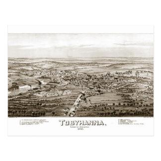 Tobyhanna Monroe County Postcard