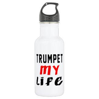 Toca la trompeta mi vida